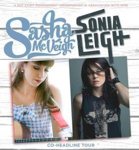 Sasha and Sonia