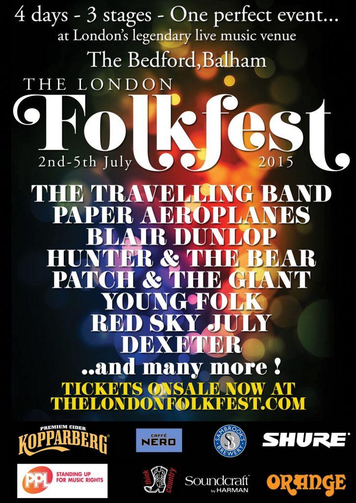 London Folk Fest 2