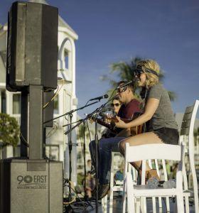 Lauren Mascitti Trent Tomlinson Natalie Stovall Key West