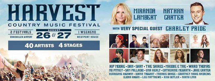 Harvest Country Music Festival |