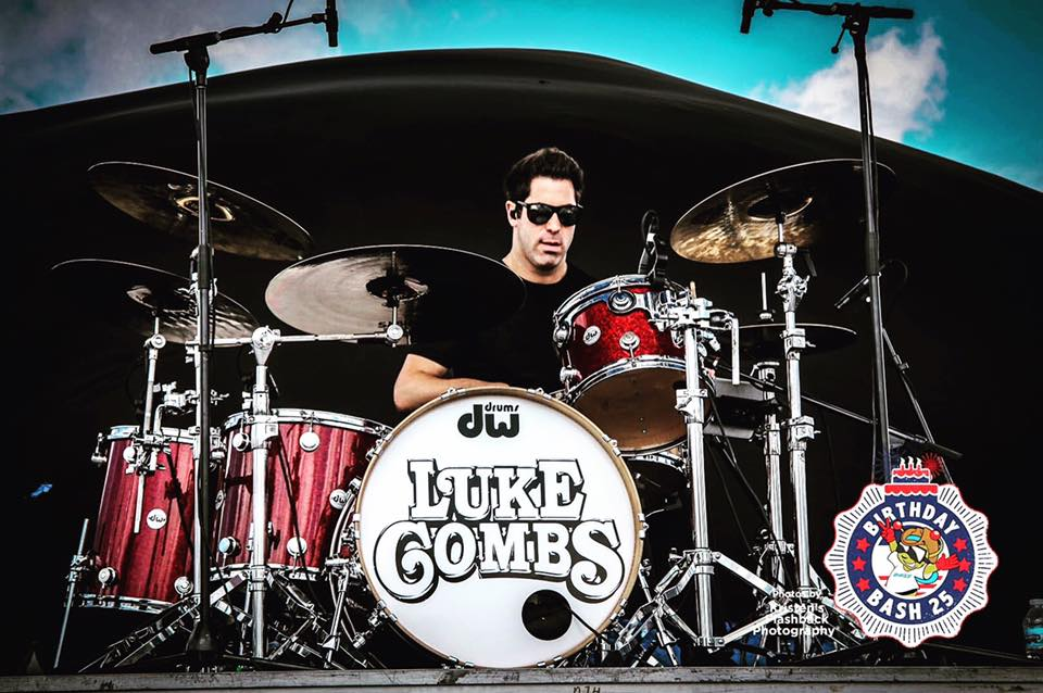 Talking With Jake Sommers: Drums, Nashville & How He Got the Big Gig |