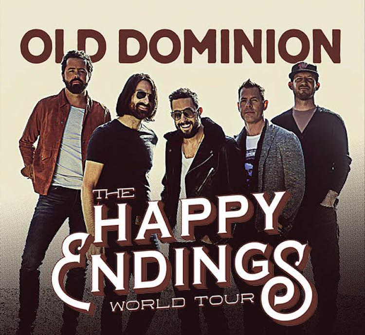 Old Dominion – Shepherds Bush Empire, London |